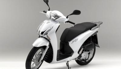 Bảng giá xe máy tay ga Honda mới nhất