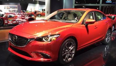 Mazda6 xả hàng, giá chỉ còn 830 triệu đồng