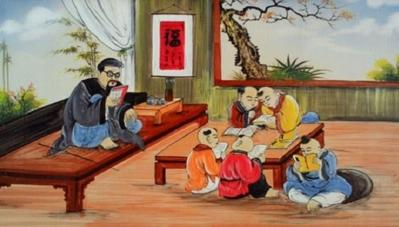 Nguồn gốc của tục lễ 'mùng 3 Tết thầy' ở Việt Nam