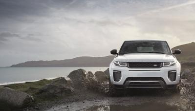 Soi Range Rover Evoque 2016 trước ngày ra mắt Việt Nam