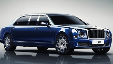 Bentley Mulsanne sẽ có thêm bản đặc biệt?