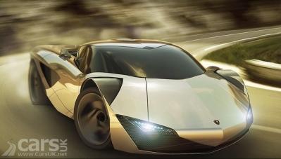 """Lamborghini phát triển siêu xe mới """"khủng"""" hơn Aventador SV"""