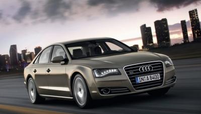 Sedan hạng sang Audi A8 ở Việt Nam bị triệu hồi