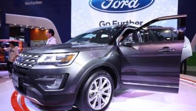 Ford Explorer chính thức tham gia thị trường Việt Nam