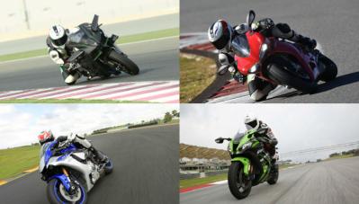 10 chiếc mô tô có công suất lớn nhất thế giới năm 2016