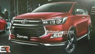 Vừa ra mắt Việt Nam, Toyota Innova 2016 đã biến hình ở Indonesia