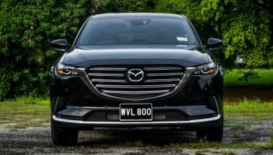 Mazda CX-9 2017 chốt giá bán tại Malaysia