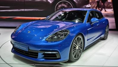 Người Việt đã có thể đặt mua xe Porsche vừa ra mắt tại Geneva