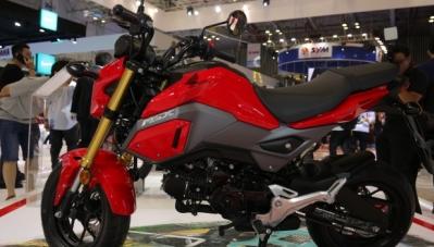 Xe côn tay thể thao Honda MSX trở lại với giá gần 50 triệu