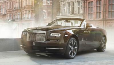 Ngắm Dawn Mayfair Edition – chiếc Rolls Royce độc nhất vô nhị