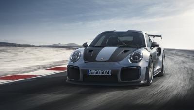 Porsche 911 GT2 RS chiếc xe 911 mạnh nhất từ trước tới nay
