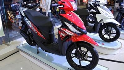 Suzuki tung xe ga cạnh tranh với Honda Vision
