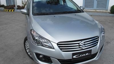 Suzuki Ciaz về Việt Nam có giá bán từ 520 triệu đồng