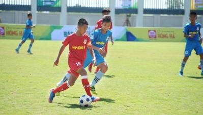 Number 1 đồng hành cùng giải bóng đá Thiếu niên toàn quốc 2018