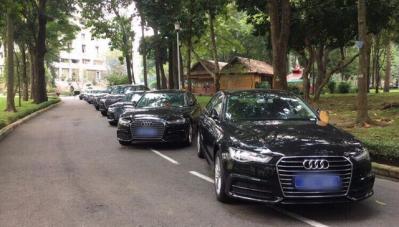 Bán lô xe Audi phục vụ APEC: Đang vướng thủ tục