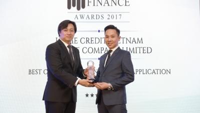 Home Credit thắng giải ứng dụng tài chính tiêu dùng tốt nhất