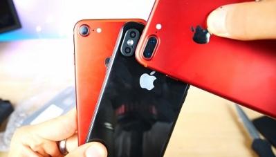 Apple dùng chiêu gì hút người mua iPhone 8 với giá 'cắt cổ'?