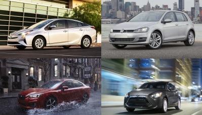 Những mẫu xe an toàn nhất, giá chưa đến 600 triệu đồng