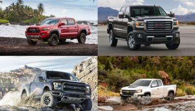 Những mẫu xe bán tải tốt nhất hiện nay