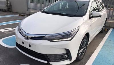 Rộ thông tin Toyota Corolla Altis 2017 giảm giá so với bản cũ
