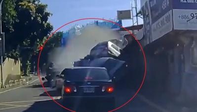 Những vụ tai nạn kinh hoàng do tài xế lái xe ẩu