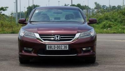 Honda triệu hồi hàng trăm xe ô tô nhập khẩu tại Việt Nam