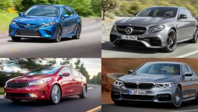 15 mẫu xe đời 2018 an toàn nhất thế giới