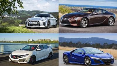 Những mẫu xe cơ bắp Nhật Bản đẹp nhất hiện nay