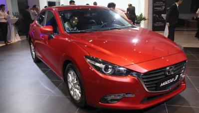 Giá lăn bánh Mazda 3 mới nhất 2018