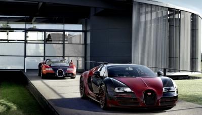 """Các đại gia mua siêu xe Veyron được Bugatti """"chăm sóc"""" đặc biệt"""