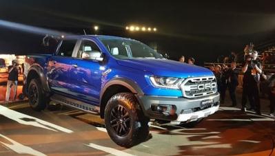 Ford Ranger Raptor ra mắt tại Thái Lan, chuẩn bị về Việt Nam