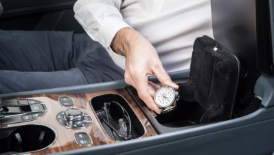 """Khám phá """"két an toàn"""" độc đáo trên Bentley Bentayga"""