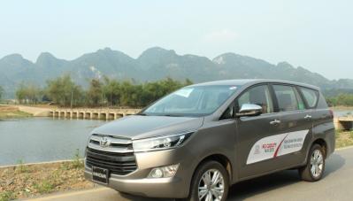 Toyota Innova thế hệ mới thay đổi cả diện mạo lẫn nội thất
