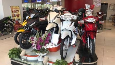 Bảng giá xe máy Honda mới nhất 4/2018: Nhiều xe tay ga giảm giá