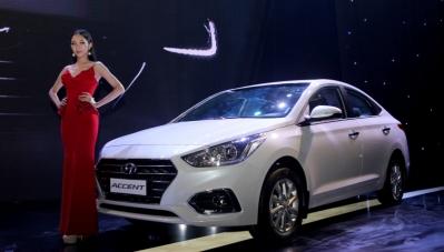 Giá lăn bánh Hyundai Accent 2018 vừa ra mắt, chỉ từ 425 triệu đồng