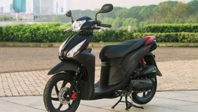 Giá lăn bánh xe tay ga Honda Vision mới nhất