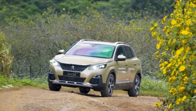 Bảng giá ô tô Peugeot mới nhất tại Việt Nam
