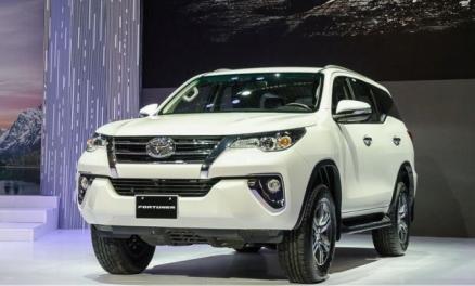 Khan xe Fortuner khiến doanh số Toyota Việt Nam sụt giảm