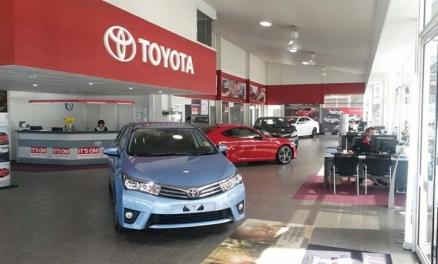 Toyota Việt Nam xếp hạng cao nhất về độ hài lòng của khách hàng