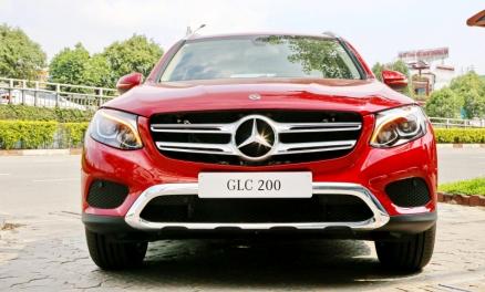 Mercedes-Benz GLC200 gần 1,7 tỷ đồng là đối thủ của những mẫu xe nào?