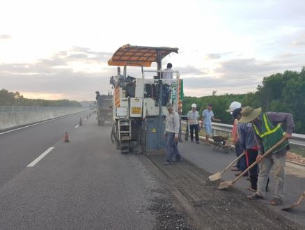 Bộ GTVT thanh tra đột xuất cao tốc Đà Nẵng - Quảng Ngãi