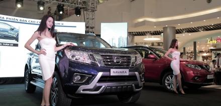 Nissan Navara bản đặc biệt vừa ra mắt có gì mới?