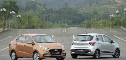 Hyundai Grand i10 giảm giá, chỉ còn 315 triệu đồng