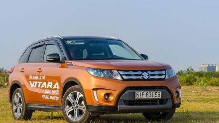 Sau Chevrolet Trax đến lượt Suzuki Vitara giảm giá 60 triệu đồng