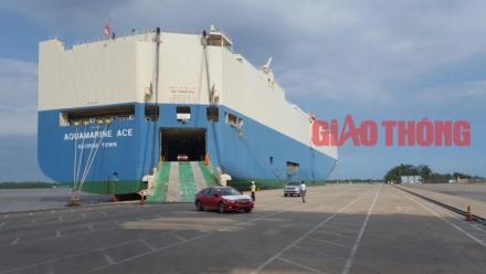 Ô tô nhập khẩu có chiều hướng tăng mạnh trở lại