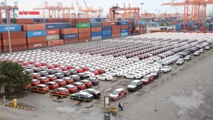 Ô tô Thái Lan chiếm 85% lượng xe nhập khẩu về Việt Nam