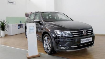 Xem trước Volkswagen Tiguan Allspace 2018 sắp được ra mắt tại Việt Nam