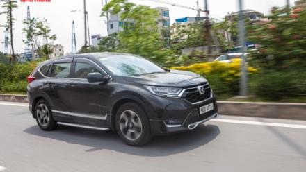 Honda tăng trưởng nhờ ô tô lắp ráp và xe máy tay ga
