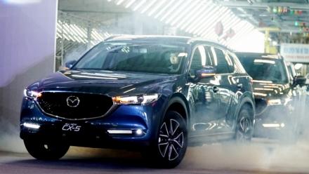 THACO khánh thành nhà máy Mazda lớn nhất Đông Nam Á