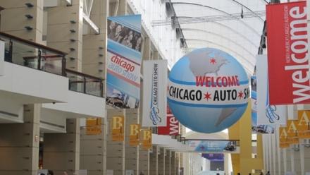 Toàn cảnh triển lãm Chicago Auto Show 2017 vừa khai mạc